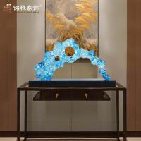 Buy cheap Resin craft Vintage sculpture resin decorate home hallway product
