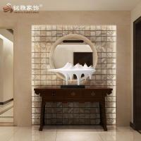 Buy cheap Resin craft Western style milk white abstract sculpture resin home room decoration product