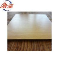 Buy cheap 18mm walnut veneer MDF board for furniture product