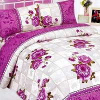 China Poly cotton bed Sheet on sale