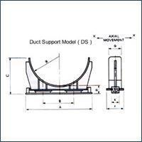 Buy cheap Duct Support Bearings product