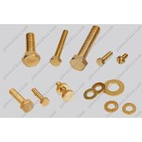 Buy cheap Brass Fuse Parts Brass Nuts & Bolts product