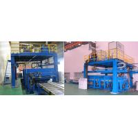 Buy cheap Dis-continuous PU Sandwich Panel Machine from wholesalers