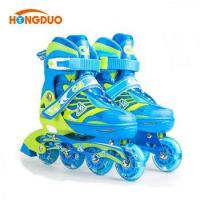 China 4 whee Speed Skating inline skate retractable roller shoes for adults on sale