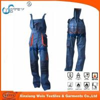 safety clothing Antifire Protective Work Bib Overall