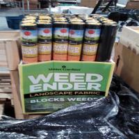 China Commercial Weed Barrier on sale