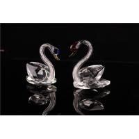 China Crystal Figurines Animals on sale