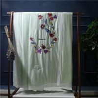 Buy cheap Embroidered Comforter from wholesalers