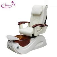 Buy cheap Modern UL whirlpool jet foot massage used pedicure chair SY-P528 from wholesalers
