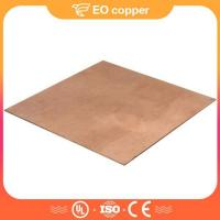 Buy cheap 1MM 2MM Copper Sheet product