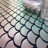 Buy cheap Foil Printing Lycra Fabric For Sports ,dance+swimwear product