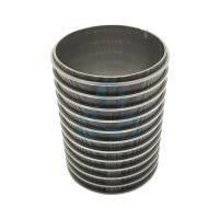Buy cheap Reverse Formed Wedge Wire Pipe from wholesalers