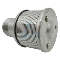 Buy cheap SS Wedge Wire Screen Filter Nozzle from wholesalers