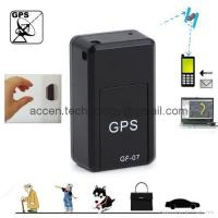 Buy cheap GF07 Global GSM GPRS GPS Tracker Remote Audio Transmitter Sound Trigger Callback product