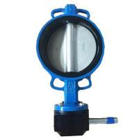 Buy cheap Butterfly valve with nylon disc from wholesalers