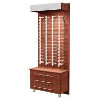 Buy cheap Wooden Wall Mount Sunglass Display Design from wholesalers