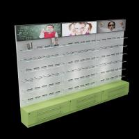Buy cheap Sunglass Wall Display Design from wholesalers