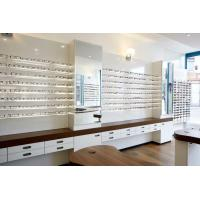 Buy cheap Optical Shop Display Shelving System Design from wholesalers