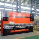 Buy cheap Yawei CNC Hydraulic Press Brake Machine-160T4100 from wholesalers