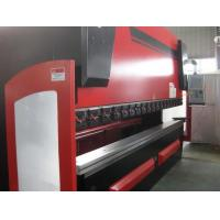 Buy cheap DA66T 6 axis CNC press brake from wholesalers