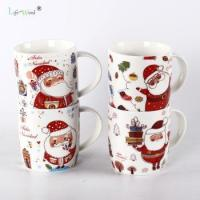 Buy cheap Top quality cheap 11oz plain white porcelain sublimation custom logo coffee mug for christmas product