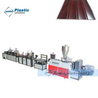 Buy cheap popular 250mm pvc wall panel price production line in Pakistan from wholesalers