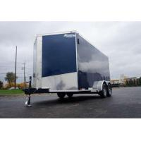 Buy cheap Enclosed 7' x 14' Cargo Trailer with 30