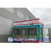 Buy cheap 16' Mobile Lottery Ticket Concession Stand from wholesalers