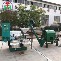 Buy cheap Spiral oil press Sunflower Seeds Oil Press Machine product