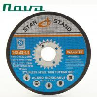 China Abrasive Angle Grinder Cutting Discs on sale