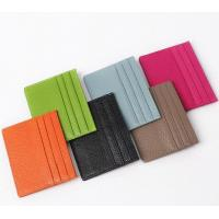 Buy cheap Leather Card Holder from wholesalers