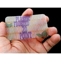 Buy cheap Transparent Card product