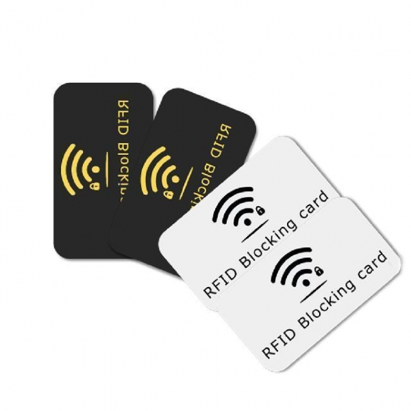 Quality RFID BLOCKING CARD for sale