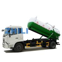 Buy cheap dongfeng kinrun sewage disposal tanker truck 10000L from wholesalers