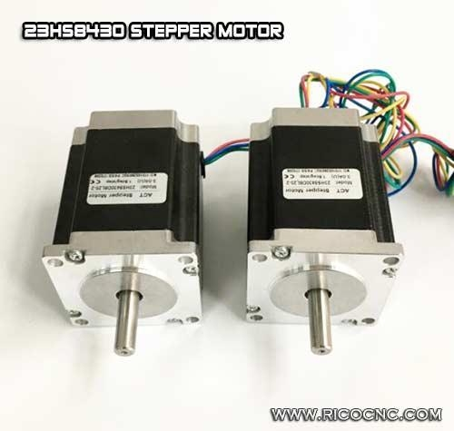 Quality ACT 23HS8430 Stepper Motor for CNC Machines for sale