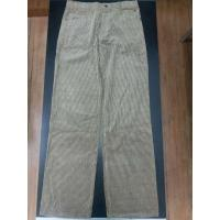 Buy cheap Garments Corduroy Trousers product