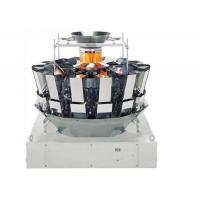 Buy cheap Small bag filling Multihead weigher from wholesalers