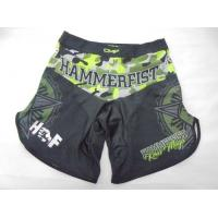 Buy cheap Custom Sublimated Printed Fight Short Boxing MMA BJJ Shorts product