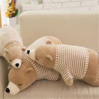 China Popular polar bear plush toys stuffed plush polar bear toys on sale