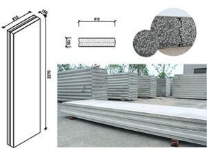China EPS Cement Interior Partition Wall Panel