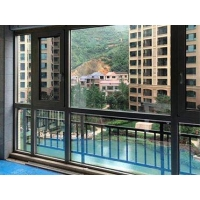 Buy cheap Soundproofing Aluminum Casement Strong Sealing Window product