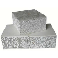 Buy cheap Fireproof EPS Lightweight Cement Wall Panels product