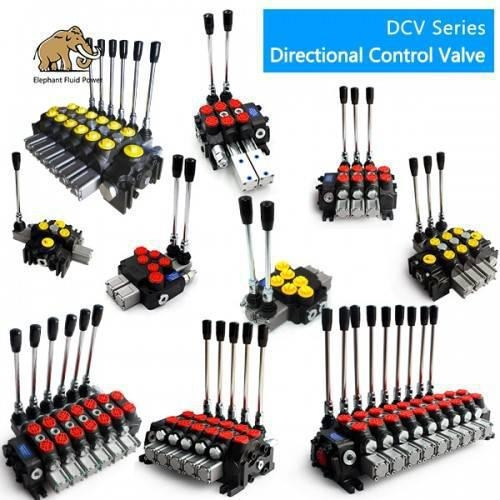 China DCV Series Directional Control Valve Manual