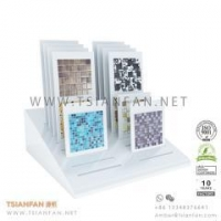 Buy cheap Glass Mosaic Tile Board Display Stand product
