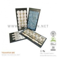 Buy cheap Plastic Glass Mosaic Tile Display Board from wholesalers
