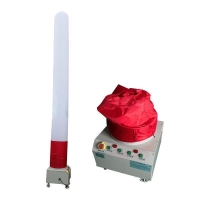 Buy cheap High quality inflatble light post from wholesalers