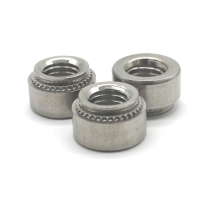 Buy cheap SS Self clinch nuts for steel plate product
