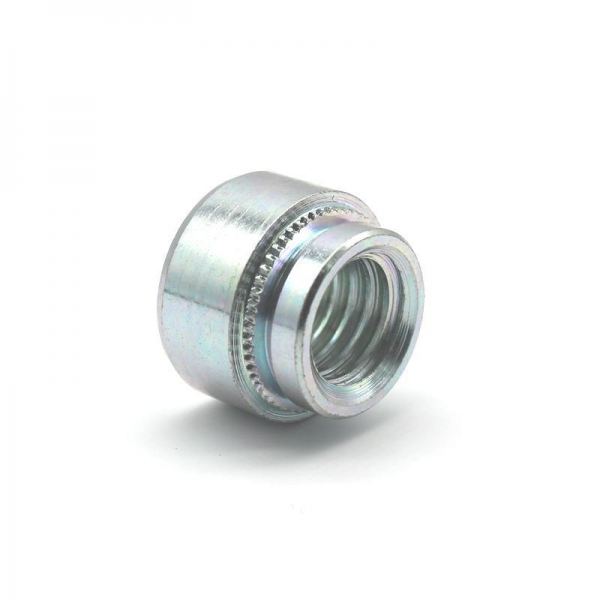 China Stainless Steel Flange Nuts