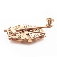 Buy cheap GK-Wood Trammel of Archimedes 3D Puzzle from wholesalers