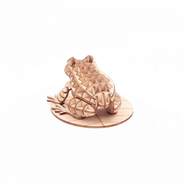 China Frog 3D Puzzle